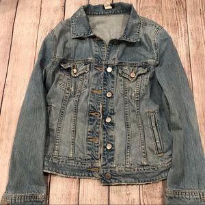Vintage J.Crew Denim Jacket